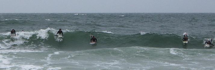 Sylt Wellenreiten
